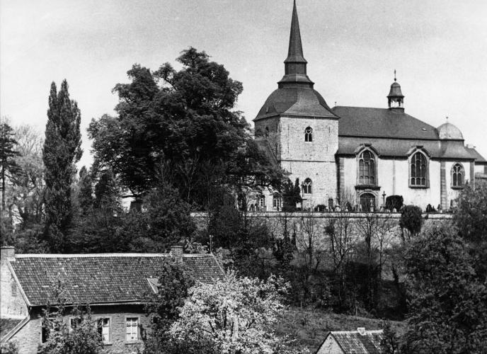 Feier 1151 Jahre Laurensberg
