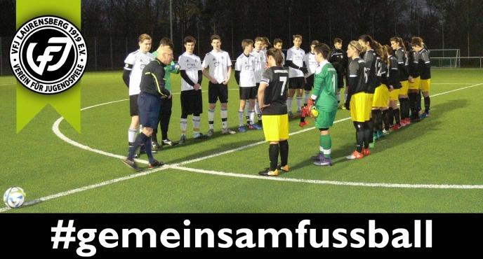 #gemeinsamfussball