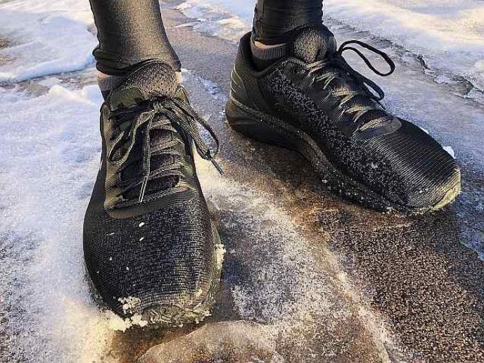Winter-Trainingszeiten der Leichtathletik