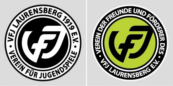Neue Logos für den VfJ und den Förderverein