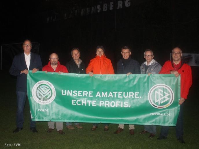 Amateurfußball in Laurensberg – Entwicklung gegen den Trend