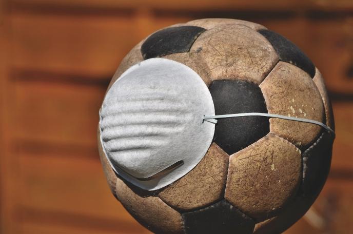 Wenn der Ball wieder rollen darf!