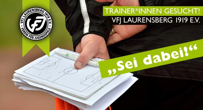 VfJ Laurensberg sucht Trainer*innen für unsere Mädchen-Teams